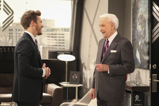Bob Barker, The Bold and Beautiful